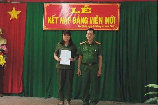 Lai Vung: tỷ lệ phát triển đảng viên đạt thấp