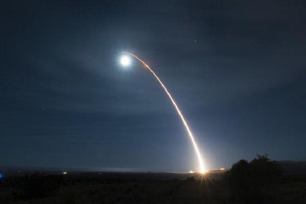 Mỹ thử nghiệm tên lửa đạn đạo liên lục địa Minuteman III
