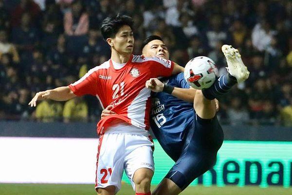 Công Phượng bị nắn gân trước trận mở màn AFC Cup