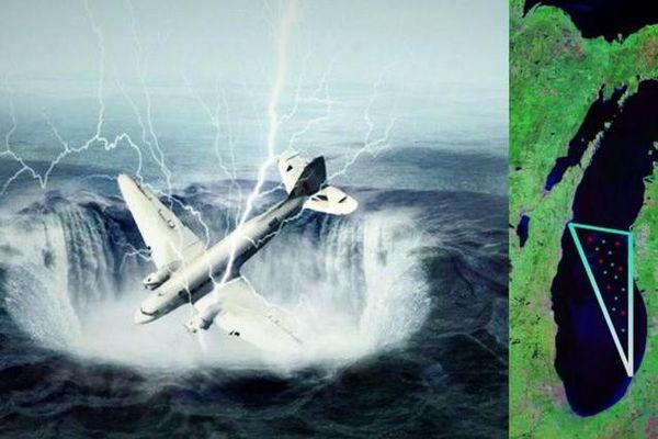 Rùng rợn vụ mất tích bí ẩn ở 'Tam giác quỷ' trên hồ Michigan