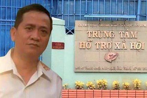 Một cựu cán bộ trung tâm hỗ trợ xã hội bị truy tố tội dâm ô