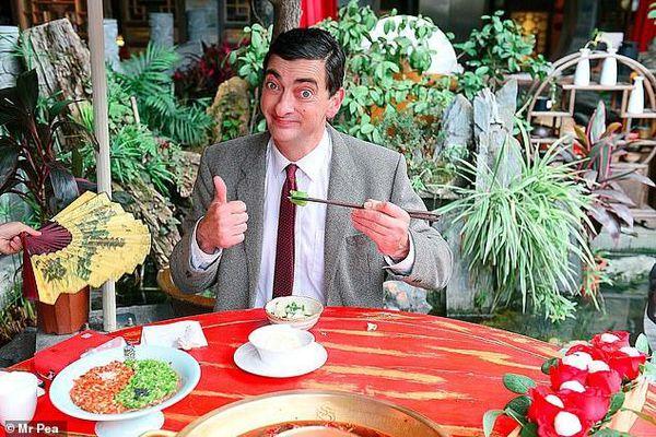 Bản sao Mr. Bean ở lại Vũ Hán vì sợ phát tán virus nếu về Anh