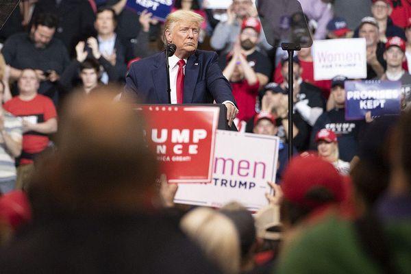 Hậu luận tội, tiền bầu cử Mỹ: Phía cuối con đường