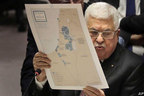 Kế hoạch Hòa bình Trung Đông: Phô mai Thụy Sỹ hay tình thế của Palestine