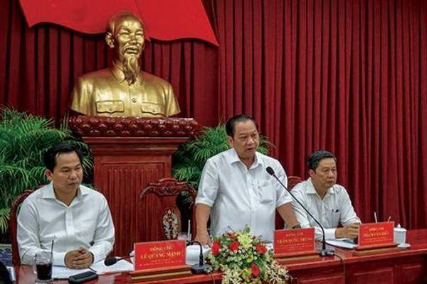 Tháng 3-2020 sẽ tổ chức lấy ý kiến đóng góp rộng rãi cho Dự thảo Báo cáo chính trị Đại hội Đảng bộ thành phố