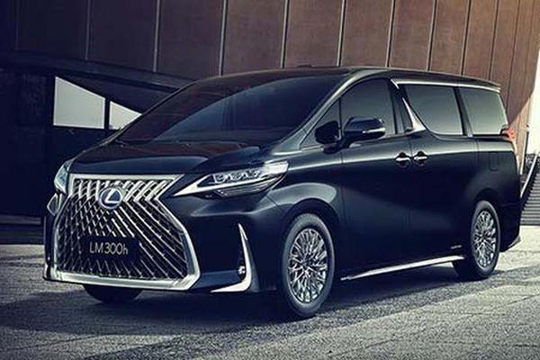 MPV 'sang chảnh' Lexus LM 2020 từ 2,48 tỷ đồng tại Phillipines
