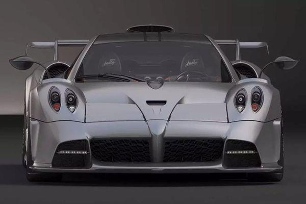 Siêu xe Pagani mạnh nhất từ trước tới nay, giá 4 triệu USD