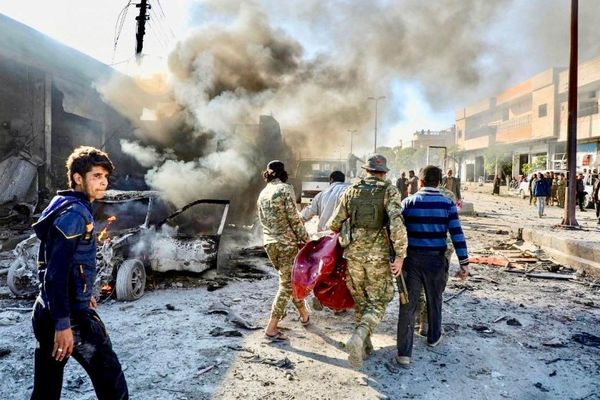 Nổ bom gần biên giới Syria - Thổ Nhĩ Kỳ, Mỹ kêu gọi Nga ngừng ủng hộ chính quyền Damascus