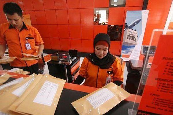 Indonesia thực hiện biện pháp phòng ngừa Covid-19 lây qua bưu phẩm