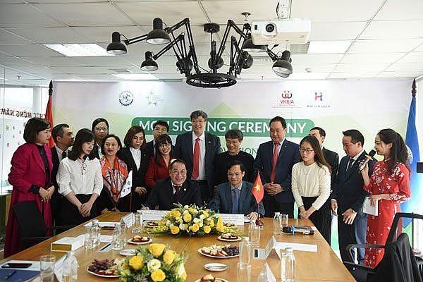 Thúc đẩy hợp tác khoa học công nghệ Việt Nam - Hàn Quốc