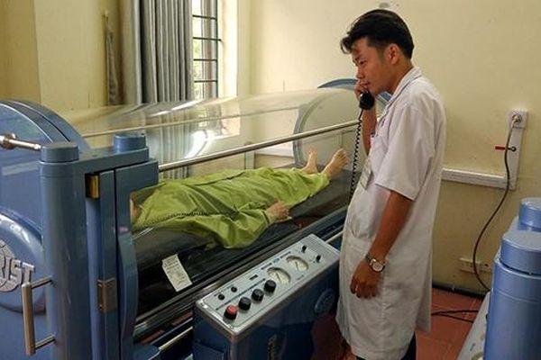 Vĩnh Phúc: Bệnh viện Y dược cổ truyền nâng cao chất lượng chăm sóc, điều trị bệnh nhân