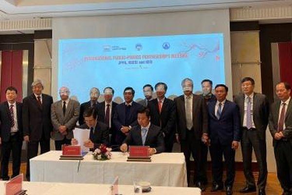 VARSI hợp tác với Hiệp hội đầu tư tài chính tư nhân Nhật Bản