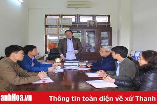 Tăng cường kiểm tra, giám sát phục vụ đại hội Đảng