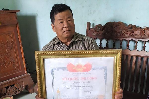 Liệt sĩ quê Nghệ An trở về nhà sau 42 năm lưu lạc ở Campuchia