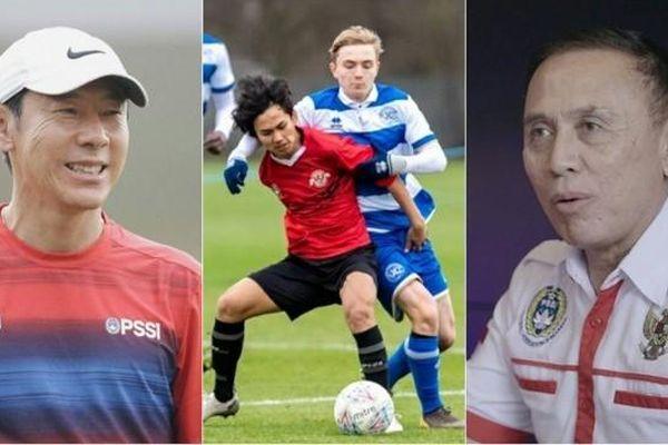 Chê cầu thủ Indonesia yếu, HLV Shin ra lệnh gì?