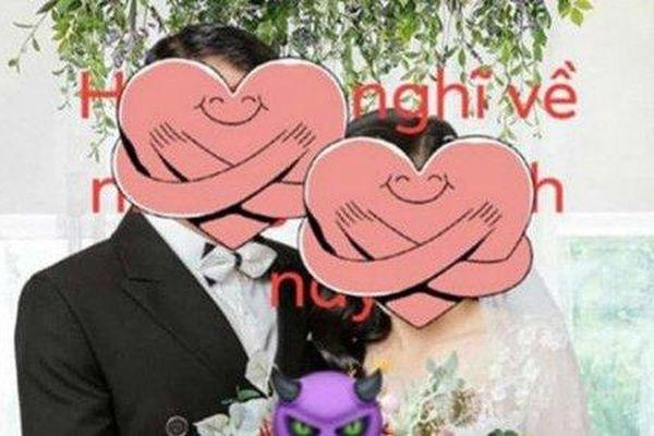 Đi mời cưới mới biết cô dâu đã có chồng con, chú rể cay đắng thông báo hủy hôn