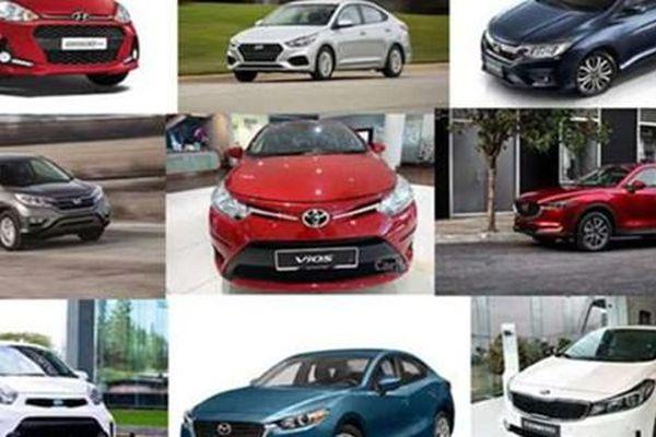 10 ô tô bán chạy nhất Đông Nam Á năm 2019: Dẫn đầu là 2 mẫu xe ít người mua tại Việt Nam
