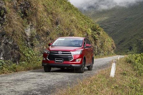 Bảng giá xe Toyota tháng 3/2020: Ưu đãi hấp dẫn