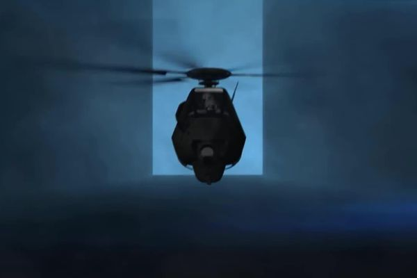 Cận cảnh mẫu trực thăng mới của Boeing dành riêng cho Quân đội Mỹ