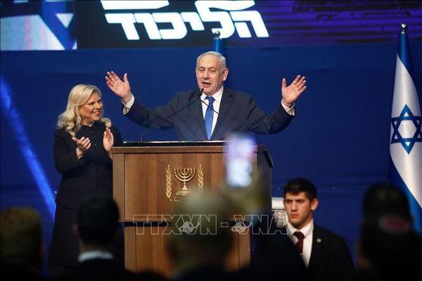 Khối cánh hữu ủng hộ Thủ tướng B.Netayahu không giành được đa số tối thiểu