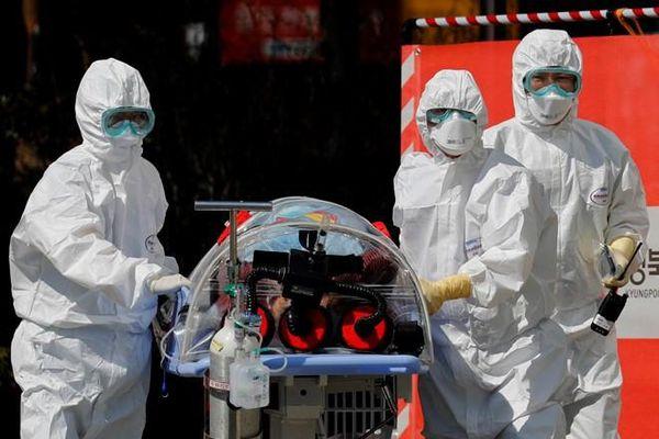 Hàn Quốc: Số ca nhiễm Covid-19 tăng vọt, vượt mốc 7.000 người