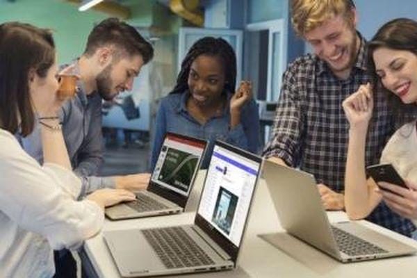 ThinkBook Series hướng tới thế hệ nhân viên mới năng động
