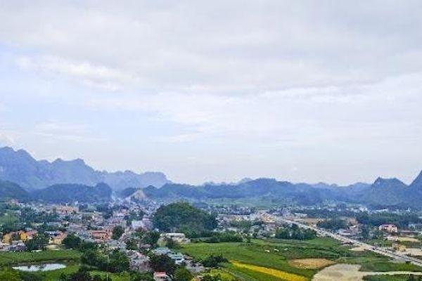 Cao Bằng: Công bố thành lập Đảng bộ 3 huyện sau sáp nhập