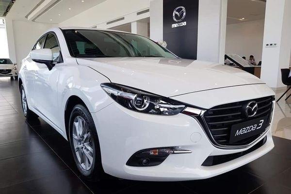 Mazda3 2020 lỗi hệ thống hỗ trợ phanh bị triệu hồi tại Việt Nam