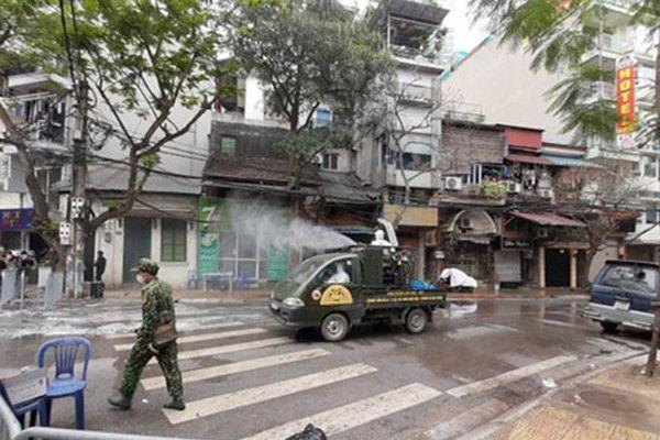 Diễn biến cuộc chiến chống dịch Covid-19 từ khi xuất hiện bệnh nhân 17 tại Hà Nội