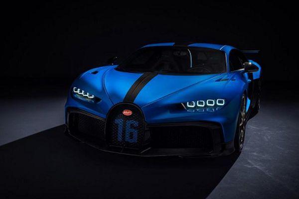 Ra mắt siêu xe Bugatti Chiron Pur Sport hơn 3 triệu USD