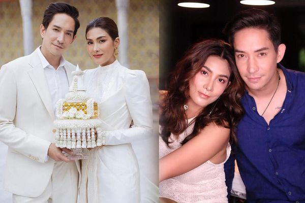 Đám cưới siêu đơn giản giữa mùa dịch COVID 19 của hai diễn viên trong 'Ngược dòng thời gian để yêu anh'