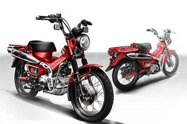 'Choáng' với Honda Super Cub 125 bản 'Thợ săn' giá ngang SH 150 2020
