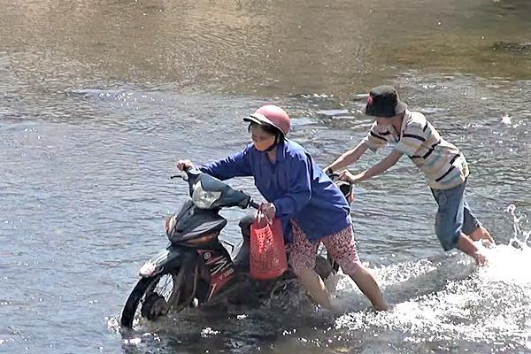 Ấp 2, xã Hòa Bình, huyện Xuyên Mộc: Người dân mong chờ một cây cầu