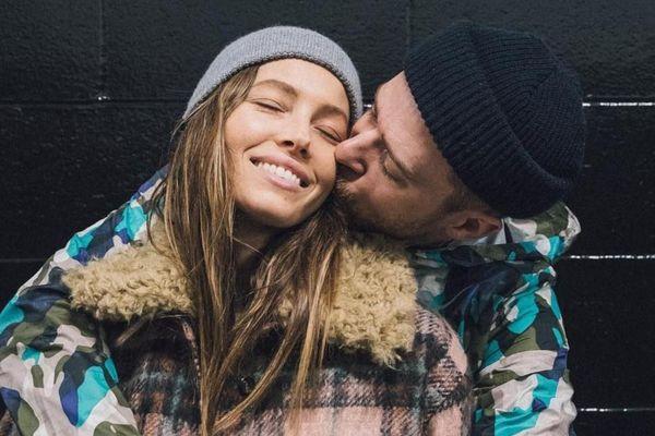 Justin Timberlake nghỉ dưỡng bên vợ con sau bê bối