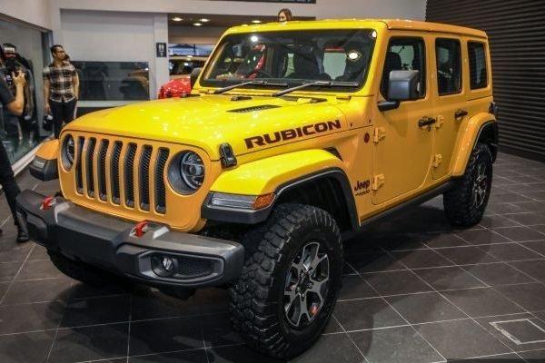 Jeep Wrangler Unlimited Rubicon quay trở lại Malaysia, hi vọng sẽ sớm về Việt Nam