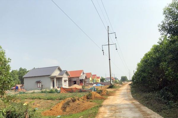 Quảng Sơn quyết tâm hoàn thành xây dựng NTM