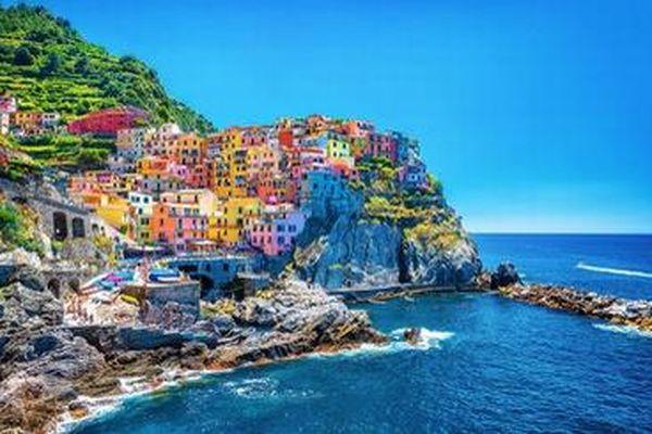 Những địa điểm rực rỡ sắc màu trên thế giới