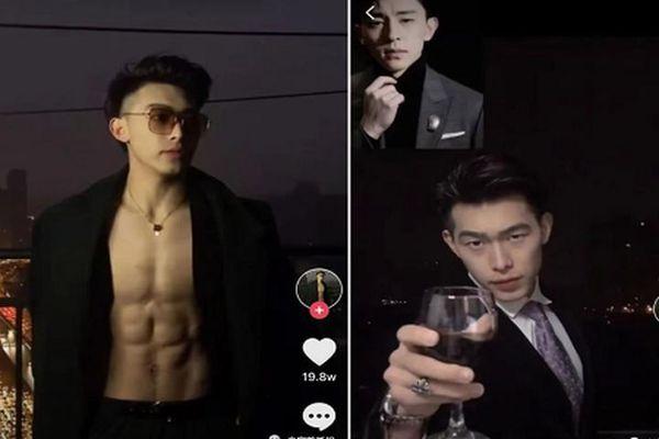 Vô tình tắt app làm đẹp, lộ nhan sắc thật, hot boy TQ bị fan quay lưng