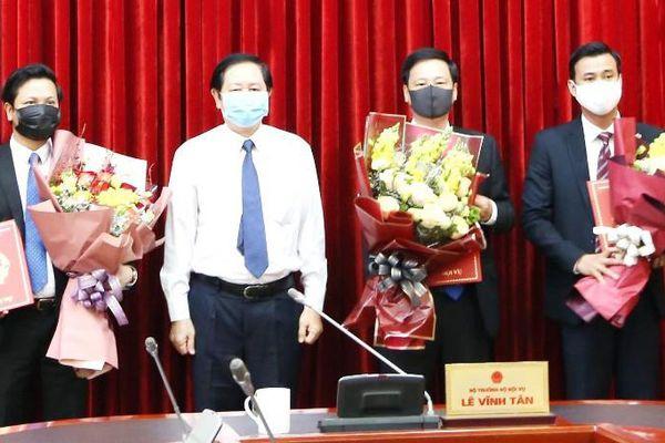 Bổ nhiệm Phó trưởng Ban Thi đua - Khen thưởng Trung ương