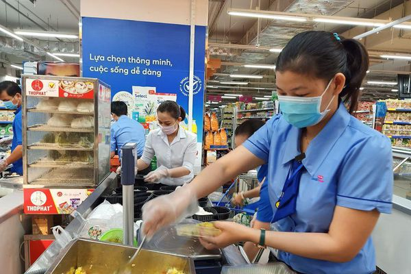 Saigon Co.op cung cấp hơn 30.000 suất ăn cho khu cách ly