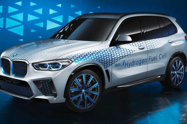 'Xế hộp' BMW X5 chạy bằng hydro chuẩn bị ra mắt