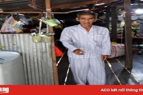 Tố cáo của ông Phan Văn Cải đang được Công an huyện xem xét, giải quyết