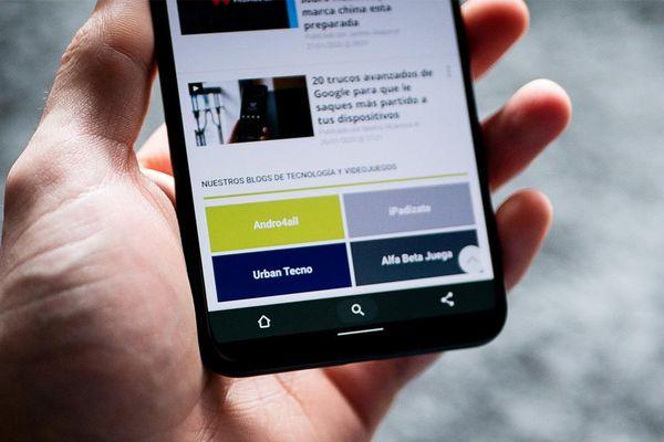 Cách chuyển thanh trình đơn của Chrome trên Android xuống cạnh dưới màn hình