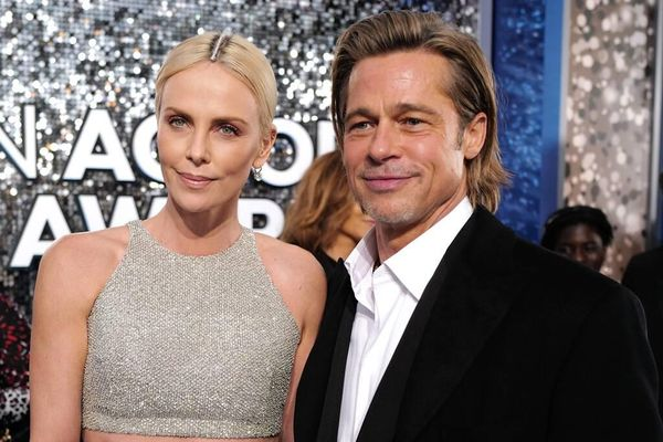 Những mỹ nữ quanh Brad Pitt
