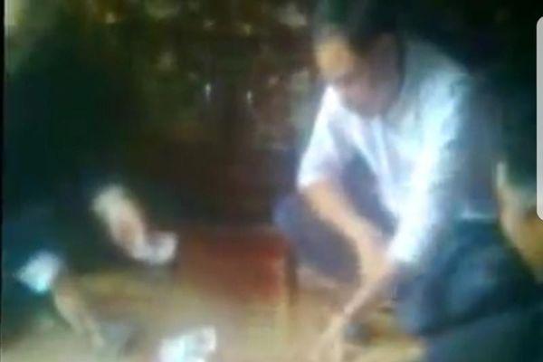Thực hư clip lãnh đạo xã tại Mê Linh đánh bài ăn tiền trên chiếu bạc