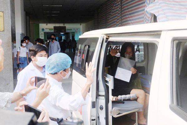 Bệnh nhân Covid-19 thứ 5 tại Đà Nẵng xuất viện