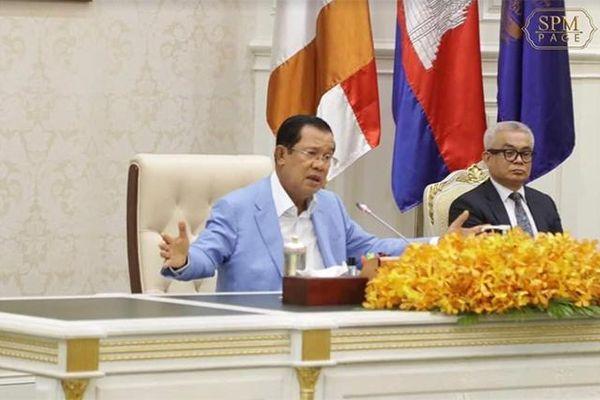 Campuchia hoãn tổ chức đón năm mới quy mô lớn để phòng, chống Covid-19