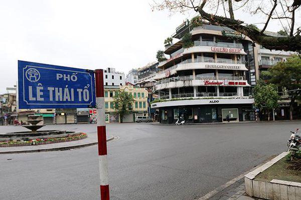 Chất lượng không khí Hà Nội được cải thiện trong thời gian giãn cách xã hội