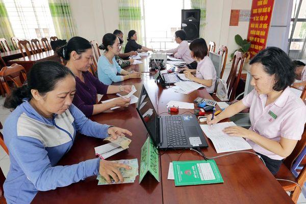 Nguồn lực địa phương bổ sung cho tín dụng chính sách hỗ trợ người nghèo trong dịch COVID-19