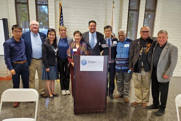 San Francisco (Mỹ) -thành phố Hồ Chí Minh kỷ niệm 25 năm thiết lập quan hệ hữu nghị